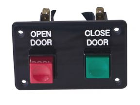 216381 Wellman Peters Drivers Door Open Close Electrical Push Buttons